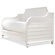 Universal Smartstuff Black & White Night and Day Bed in Creamy White 437A039