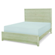 Legacy Classic Kids Indio Queen Panel Bed in White Sand 6811-4105K