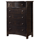 Harmony Chest in Dark Brown