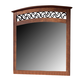 Timberline Mirror in Cherry B258-36