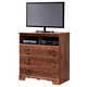 Timberline Media Chest in Cherry B258-39