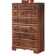 Timberline Chest in Cherry B258-46
