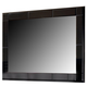 Shay Mirror in Black CLEARANCE