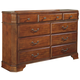 Wyatt Dresser in Cherry B429-31 CLEARANCE