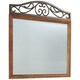 Wyatt Mirror in Cherry B429-36 CLEARANCE