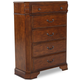 Wyatt Chest in Cherry B429-46