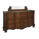 North Shore Dresser in Dark Wood