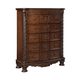 North Shore Chest in Dark Wood