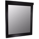 Huey Vineyard Mirror in Black
