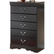 Huey Vineyard Chest in Black
