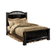 Constellations King Poster Bed in Black