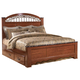 Fairbrooks Estate King Poster Bed with Underbed Storage