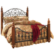 Wyatt King Poster Bed in Cherry