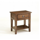 Broyhill Attic Heirlooms Night Stand in Rustic Oak 4399-92