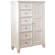 Prentice Door Chest in White