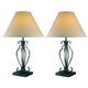 Ashley Africa Table Lamp (Set of 2)