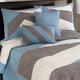 Slater - Multi Full Top of Bed Set