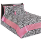 Glamour - Fuchsia Full Top of Bed Set