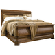 Universal Furniture New Lou Louie P's Cal King Sleigh Bed