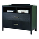 Coaster Grove Media Chest in Black