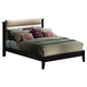 Coaster Kendra Cal King Platform Bed in Mahogany 201291KW
