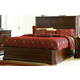 Coaster Foxhill Cal King Platform Storage Bed in Brown