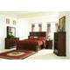 Coaster Foxhill 4-Piece Platform Storage Bedroom Set 201581