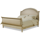 A.R.T. Provenance Cal King Sleigh Bed