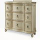 A.R.T. Provenance Triple Dresser in Distressed Ivory