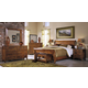 Klaussner Urban Craftsmen Sleigh Bedroom Set