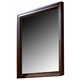 American Drew Tribecca Landscape Mirror in Brown