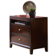 American Drew Tribecca Nightstand in Brown CODE:UNIV20 for 20% Off