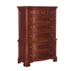 American Drew Cherry Grove Chest on Chest in Cherry