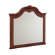 American Drew Cherry Grove Landscape Mirror in Cherry