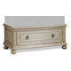 A.R.T. Provenance Wardrobe Base in Distressed Ivory