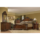 A.R.T. Old World Estate Bedroom Set in Warm Pomegranate
