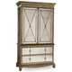 Hooker Furniture Sanctuary Mirrored Armoire 3016-90013
