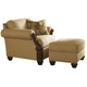 Tommy Bahama Island Estate Benoa Harbour Chair and Ottoman-Standard Fabric SALE Ends Apr 19
