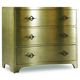 Hooker Furniture Sanctuary 3 Drawer Shaped Front Chest SALE Ends Oct 13