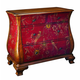 Hammary Hidden Treasures Chest with Floral Accents