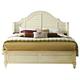 Paula Deen Steel Magnolia Queen Platform Bed Linen
