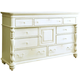 Paula Deen Home Door Dresser in Linen