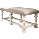 Paula Deen Home Bed End Bench in Linen