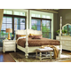 Paula Deen Home Savannah Poster Bedroom Set in Linen