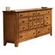 Liberty Furniture Grandpa's Cabin 7 Drawer Dresser