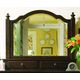 Paula Deen Home The Lady's Storage Mirror in Tobacco