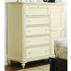 Paula Deen Home Door Chest in Linen