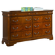 Liberty Furniture Alexandria 8 Drawer Dresser 722-BR31