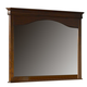 Liberty Furniture Alexandria Landscape Mirror 722-BR51