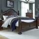 Liberty Furniture Messina Estates King Poster Bed